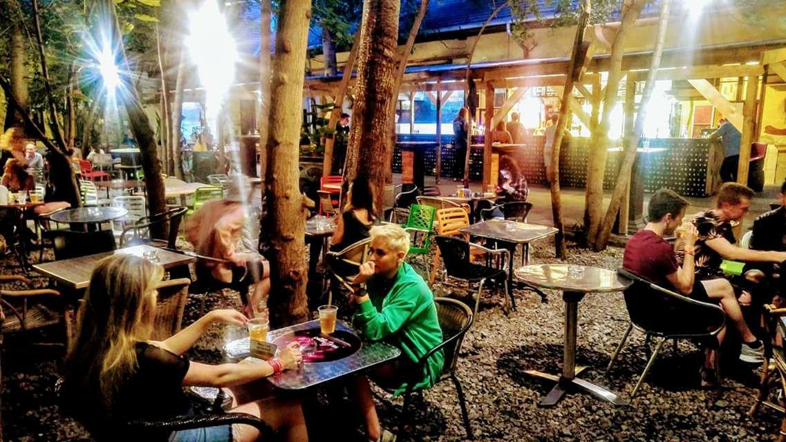 grandio jungle bar budapest